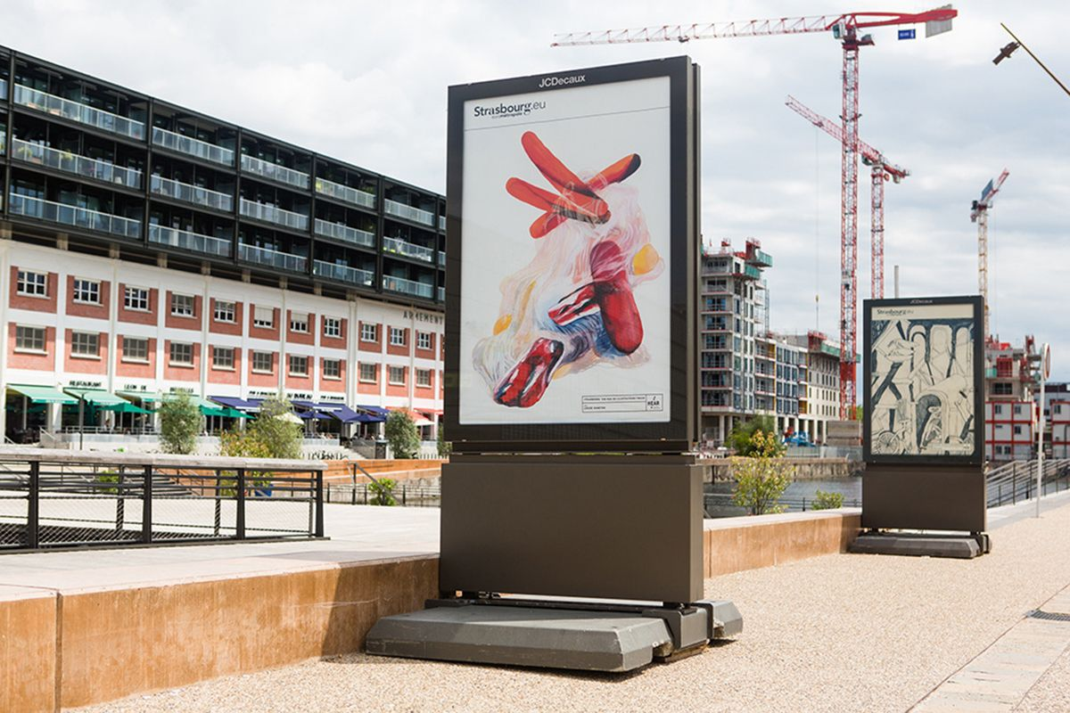 Louise Duneton                Ville de Strasbourg ©Jerôme Dorkel
